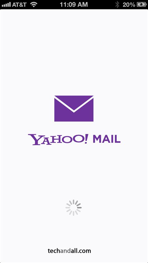 yahoo email on iphone not working yahoo mail app for ipad not working