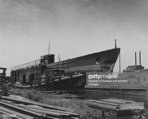 german u boats in great lakes u boat submarine dock stock photos and pictures getty images