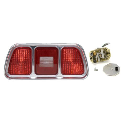 mustang led tail lights 1971 1973 mustang led tail lights dakota digital lat nr161