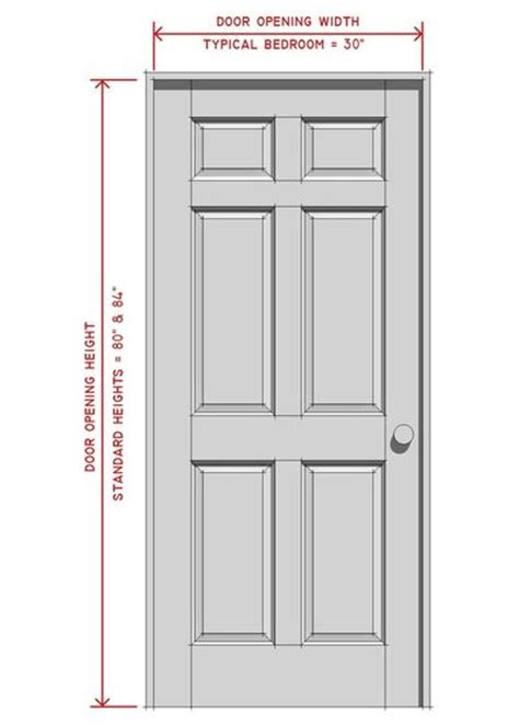 standard bedroom window size your house interior door parts and styles