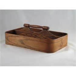 cutlery carrying oak bentwood cutlery flatware carrying tray
