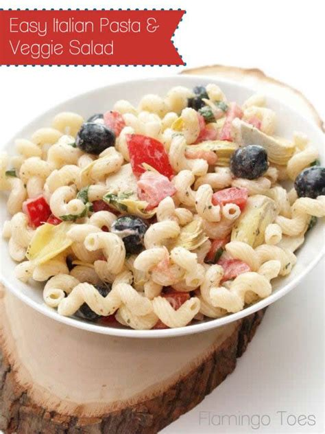 easy italian pasta salad 1000 images about soup stew salad recipes on pinterest