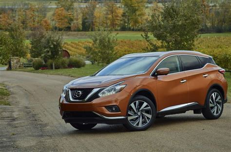 2015 Nissan Murano Led Headlights by 2015 Nissan Murano Pricing Announced Motor Exclusive