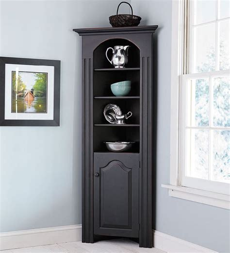 Small Corner Armoire by Small Corner China Cabinet Manicinthecity