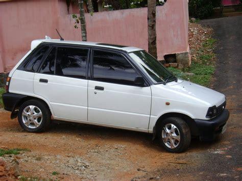 Car Modif by Maruti Zen Modified White
