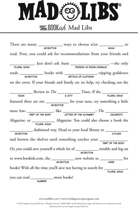 free printable elf mad libs 152 best images about mad libs fill in the blank games
