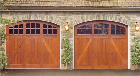 Fairport Garage by Door Stain Colors After The Stain Dries I Let It