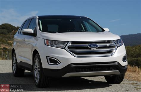2015 Ford Edge by 2015 Ford Edge Interior Dashboard The About Cars