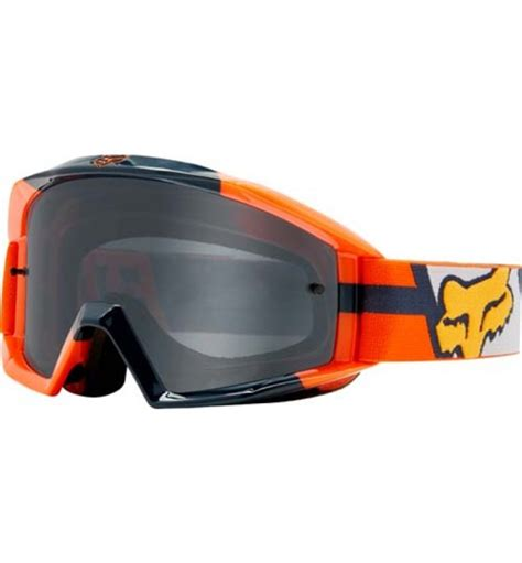 fox motocross goggles 2018 fox sayak goggles orange gh motorcycles
