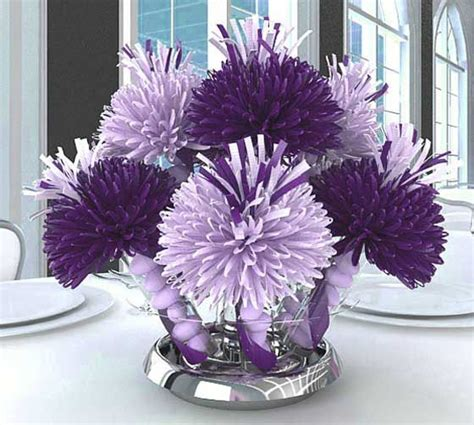 unique ideas for bridal shower centerpieces 215 best images about purple bridal shower on