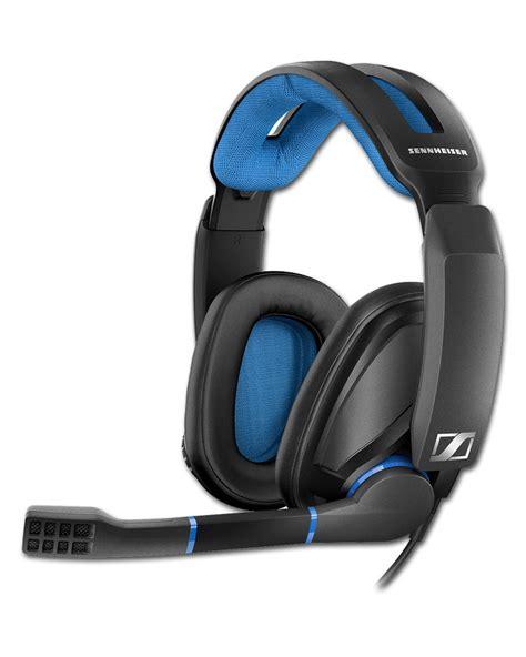 Sennheiser Gaming Headset Gsp300 For Pc Mac Ps4 Black headset gsp 300 stereo sennheiser playstation 4