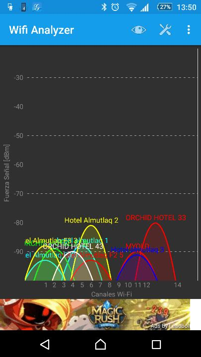 descargar wifi analyzer android apk