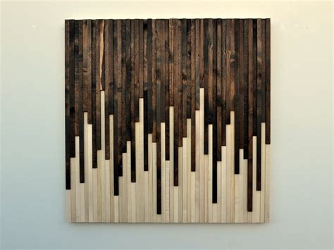 outstanding reclaimed wood wall art the decoras