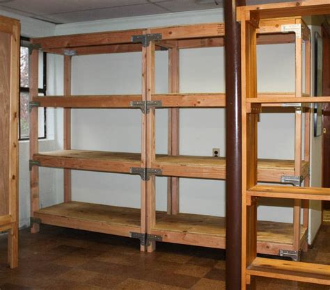 100 building wood shelves 2x4 white 2x4 console