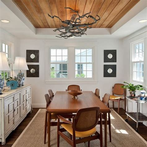 wood tray ceiling home design ideas pictures remodel