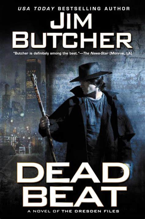 Dead Beat dead beat cover is in jim butcher