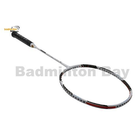 Raket Badminton Apacs Z Ziggler White Original apacs z ziggler ii badminton racket compact frame