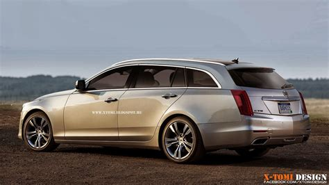 Sport Cadillac by 2015 Cadillac Cts Sport Wagon Concept Conceptual Design