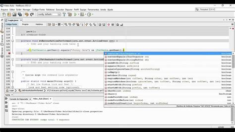 netbeans swing tutorial criando interface java no eclipse download