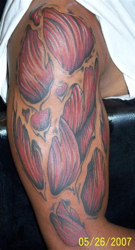 tattoo arm muscle 50 amazing muscles tattoos