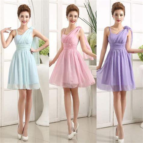 vestidos dama de honor cortos m 225 s de 25 ideas fant 225 sticas sobre vestidos cortos de dama