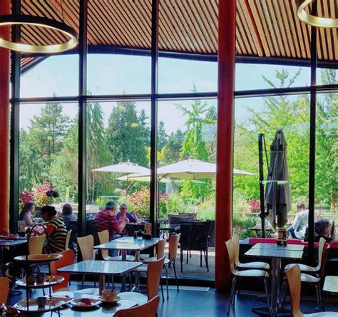Vandusen Botanical Garden Restaurant Best Coffee Shop Patios In Vancouver