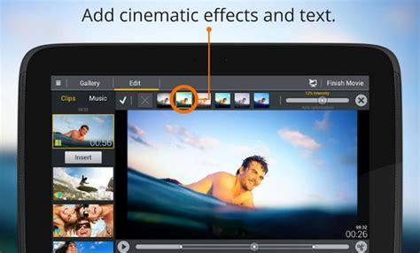 membuat video editing android cara membuat video jadi lebih menarik dengan movie edit