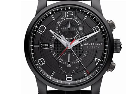 Montblanc Limitedpremium Sport Mewah Be timewalker twinfly chronograph limited edition by montblanc