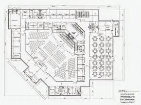 church floor plans home design likable church build design plan church
