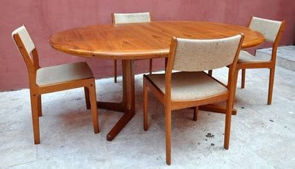 desain meja vintage wooden danish modern teak furniture pdf plans