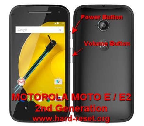 factory reset the moto e how to easily master format motorola moto e dual 2nd gen