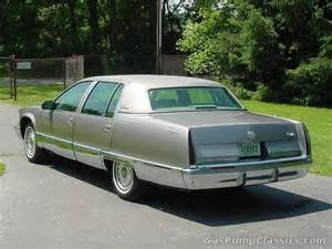 1996 Cadillac Brougham 1996 Cadillac Fleetwood Brougham Cars