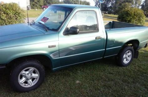 how does cars work 1994 mazda b series windshield wipe control sell used 1994 mazda b3000 se standard cab pickup 2 door 3 0l in king george virginia united