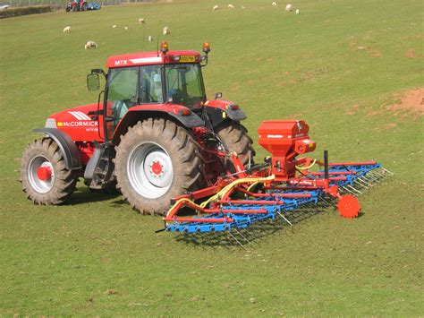 Pasture Planter by Grass Seeder Opico