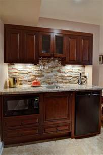 Basement Kitchens Ideas by 45 Basement Kitchenette Ideas To Help You Entertain In