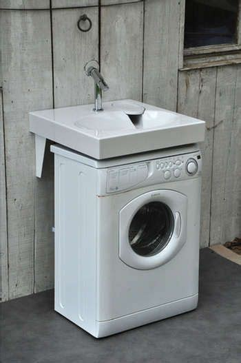 washing machine sink sink to go above washing machine space saving for small