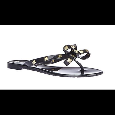 steve madden sandals with bow 74 steve madden shoes nwb steve madden jifffy