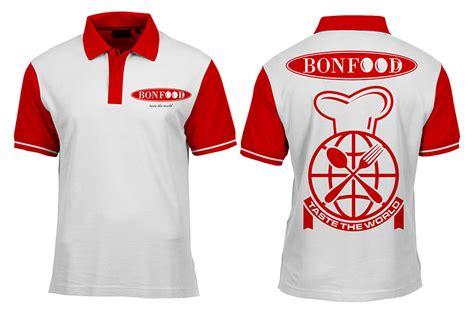 design a restaurant shirt modern playful t shirt design for nidal mustafa by 777sky