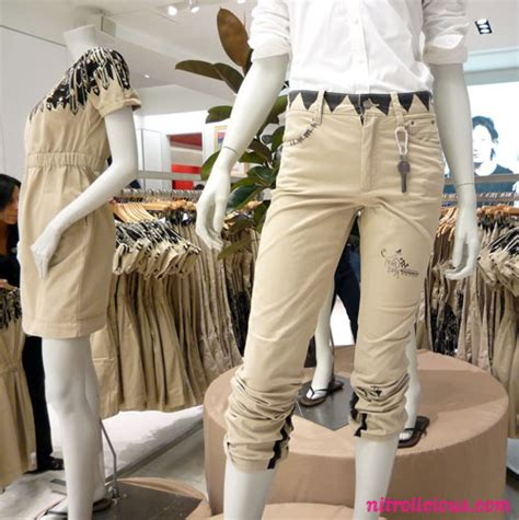 Will Gap Design Editions Cause Fashion Cravings by Gap Design Editions Khakis Collection In Store Event