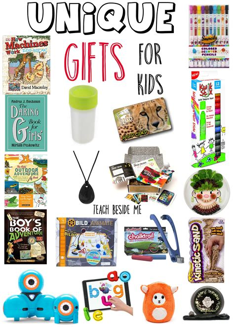 unique gifts for kids with an awesome giveaway teach