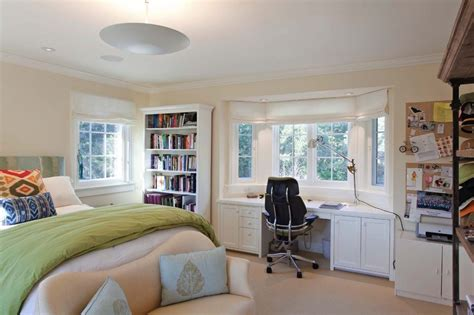 bedroom office layout 25 fabulous ideas for a home office in the bedroom