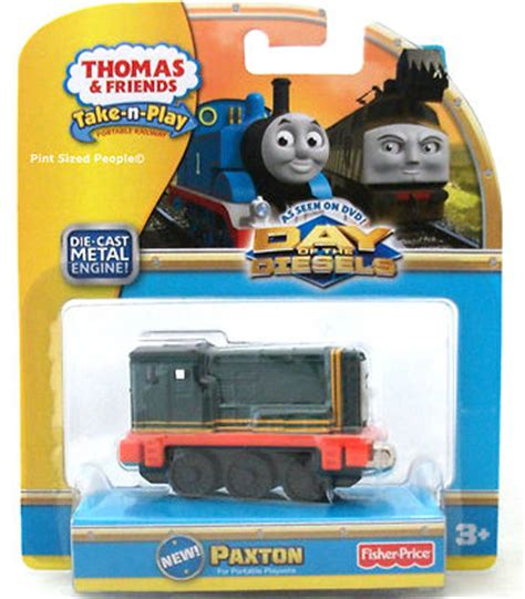 Paxton And Friend Diecast take n play paxton diecast engine