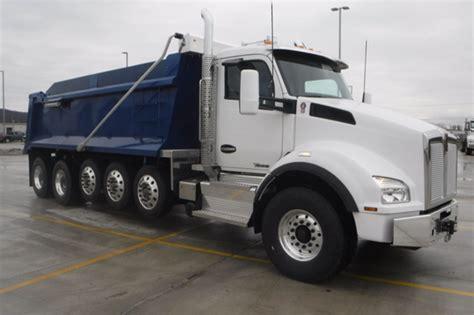 kenworth t880 price 2017 kenworth t880 dump trucks for sale 117 used trucks