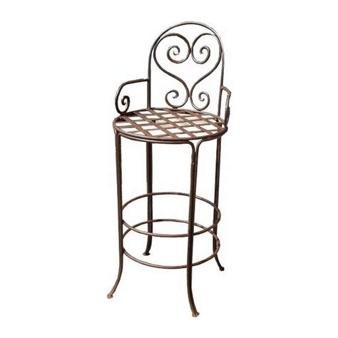 handmade iron bar stools 1000 images about barstools on