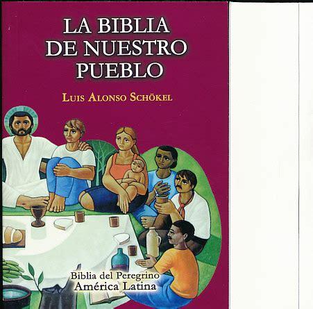 descargar libro la biblia de nuestro pueblo the bible of our people biblia de nuestro pueblo b pde verbodivino