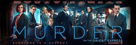 current movies murder on the orient express by kenneth branagh murder on the orient express 20th century fox november 10 2017