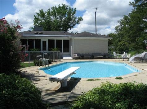 pools and patios reviews waterfront and pool big house vrbo