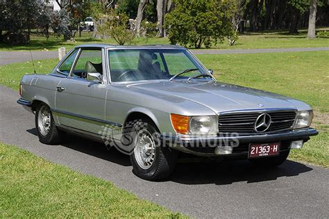 mercedes classic modified sold mercedes benz 350sl modified convertible auctions