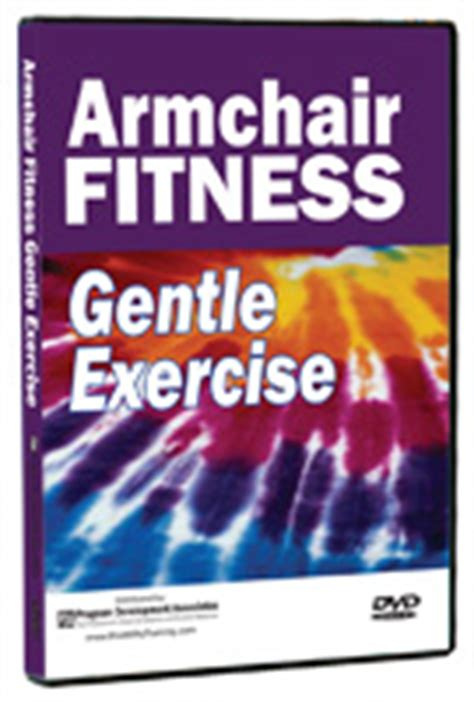 Armchair Fitness by Armchair Fitness Gentle Exercise Dvd