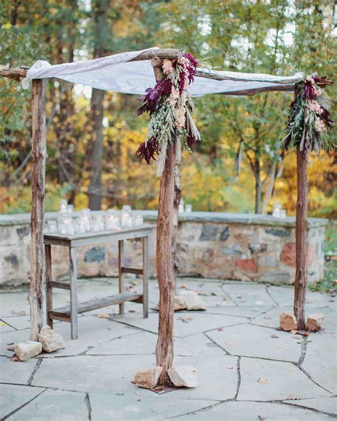51 Beautiful Chuppahs from Jewish Weddings   Martha